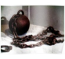 The Old Ball and Chain Poster