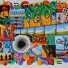 Murals by RuthBaker