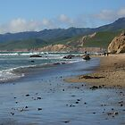 Jalama Beach by fsmitchellphoto