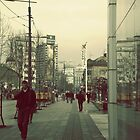 Morning in Belgrade by Metadea