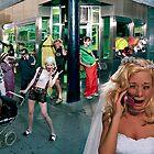 Mobile Phone Madness by Nick Koudis