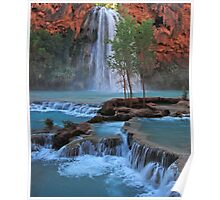 Havasupai Waters Poster