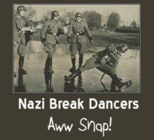 nazi dancers by greggmorrison