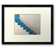 Aegean Colours XX Framed Print