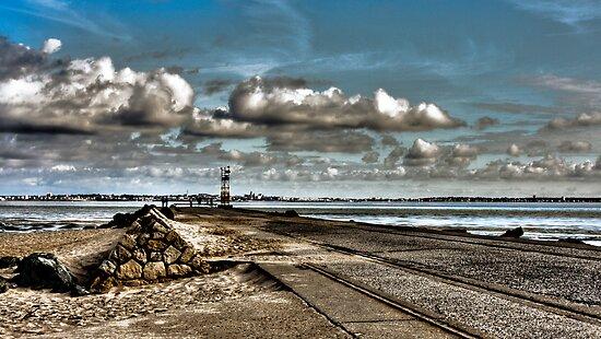 Pointe de Grave - Le Verdon sur Mer by Christophe Mespoulede