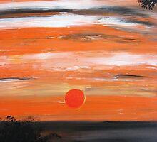 New Beginnings - Acrylic by emelisa