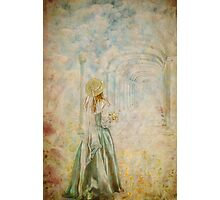 The Girl * Wall Art Photographic Print