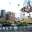 Alien Hoons by Casey Herman