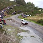 Caragh Lake Rally of the Lakes Killarney Co. Kerry Ireland by James Cronin