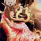 Panda's Harp by Rachel Linder
