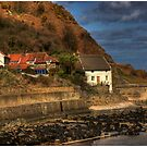 Runswick Bay - North Yorkshire #1 by Trevor Kersley
