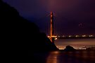 Golden Gate Bridge from Kirby Cove by MattGranz