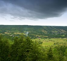 Storm Clouds Over Beaver Valley by Alyce Taylor