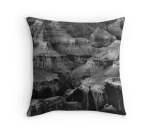 Late Day Light, Grand Canyon Throw Pillow