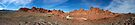 Valley of FIre - Panorama by Stephen Beattie
