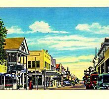 Duval St, Key West in the 40's by mooner1