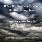 Keep Your Focus on God by Sharon Elliott-Thomas
