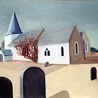 Hinxhill Church by Chris King