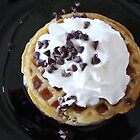 Chocolate Chip Waffles by redaddiction