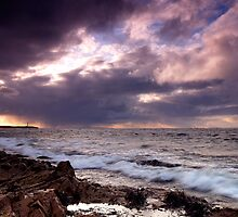 Storm In The Firth by Blackgull