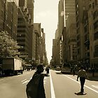 Drifting in New York fine art photograph NYC by LJAphotography