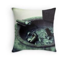 Snubbed Throw Pillow