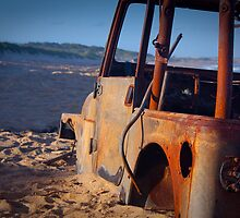 Rusty 4x4 by gizArt