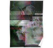 Death By Acid Rap © Vicki Ferrari Photography Poster