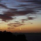 New Moon Horizon by Goggo