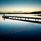 Warners Bay by Andy Gock