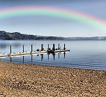 Over the Rainbow by Kimberly Palmer