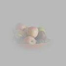 Fruits in mist by Bluesrose