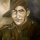 JOE, A YOUNG ANZAC  by ValerieSherwood