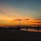 Rhyll Jetty by Melinda Kerr