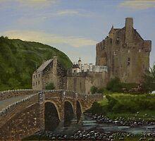 Eilean Donan Castle by Bob Hardy
