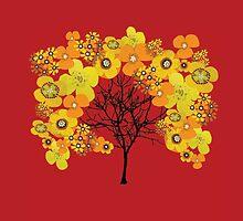 Rare Tree - New Species by Michelle Walker