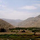 Mountainous Peru by katymanrique