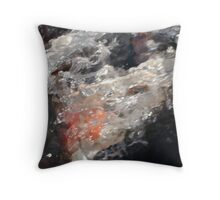 finding breathing room 1 Throw Pillow