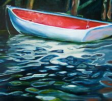 Night Reflections by Renee Lammers