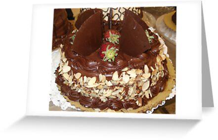 Janeymac's Cake by May Lattanzio