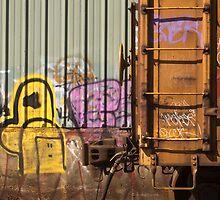 urban art by Dawn Rossi