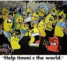 timmi army by hmmmbates