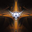 'Purity in Silver and Gold 2' by Scott Bricker