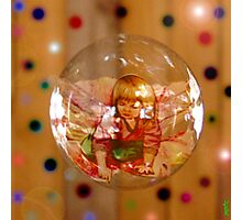 Bubble Fae Photographic Print
