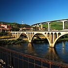River Douro, Portugal by elaintahra