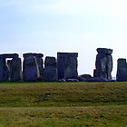 Stonehenge by karlmoody
