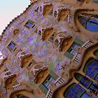 Casa Battlo by karlmoody