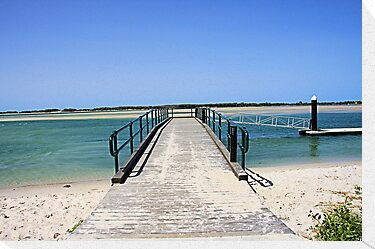 Golden Beach Jetty by jack01