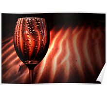 Ripples and Wine Poster