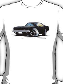 Dodge Charger Black T-Shirt